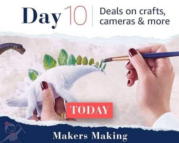 Amazon's Twelve Days of Deals – Day 10