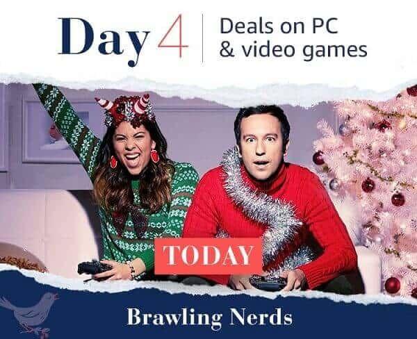 Amazon's Twelve Days of Deals – Day 4