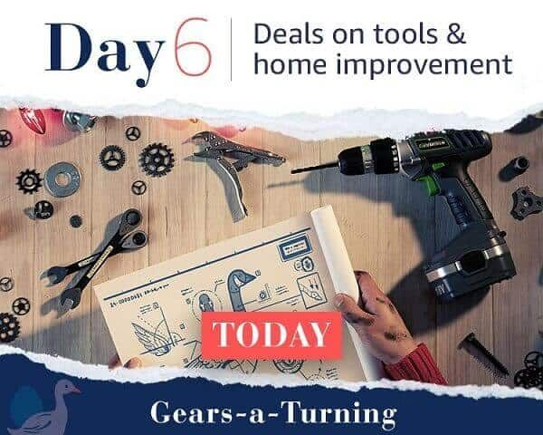 12 Days of Deals - Day 6