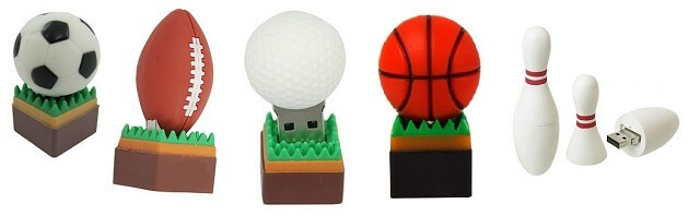 Sports Ball USB Flash Drive