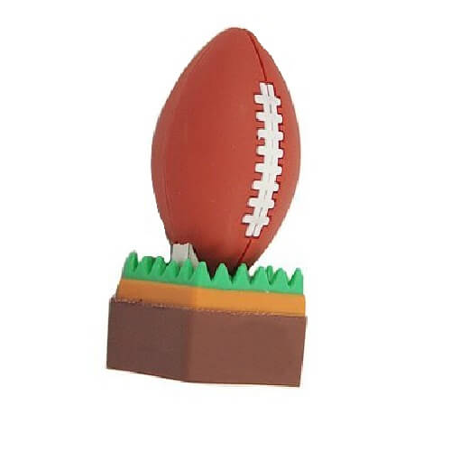 Football USB Flash Drive
