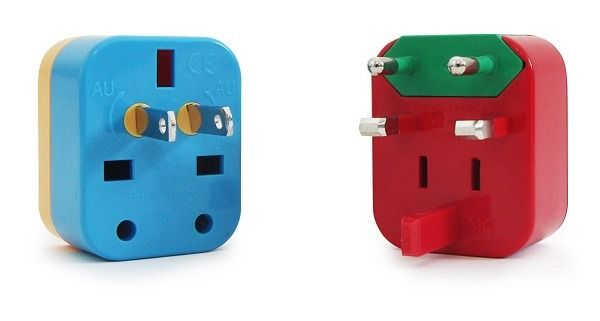 4-in-1 Universal Travel Adapter