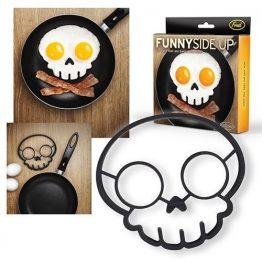 FunnySide up Egg Mould Skull