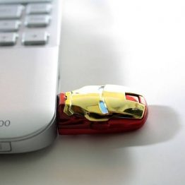 Ironman Mask USB Flash Drive