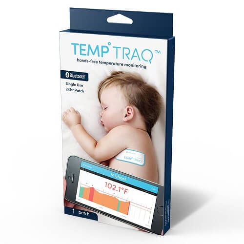 TempTraq Wearable Bluetooth Thermometer