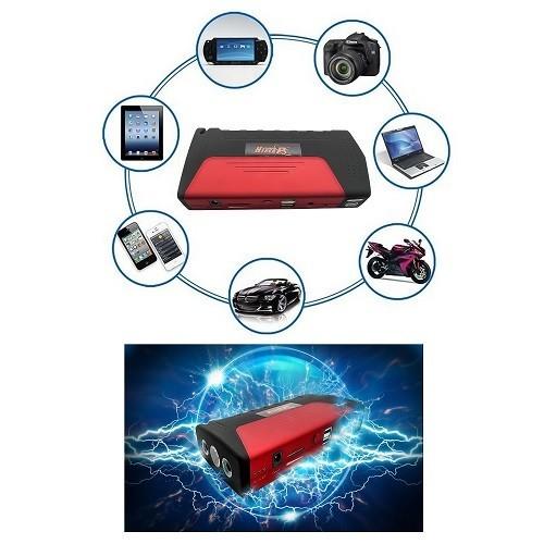 Portable Vehicle Jump Starter Power Bank