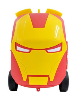 Marvel Ironman VRUM Ride On Storage Case