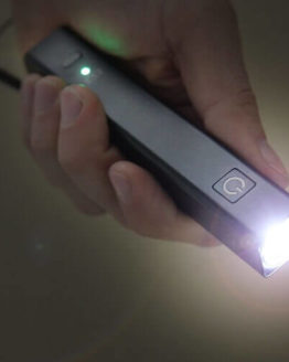 ChargeLight Flashlight and Charger