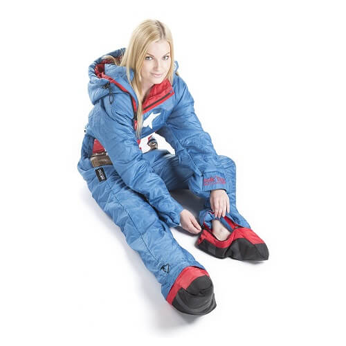 Selk'bag Captain America Sleeping Bag