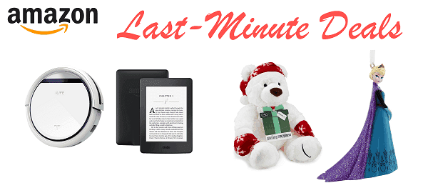 Amazon's Last-Minute Deals