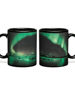 Aurora Borealis Heat Change Mug
