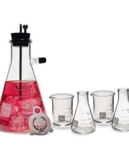 Erlenmeyer Vacuum Flask Cocktail Shaker Set