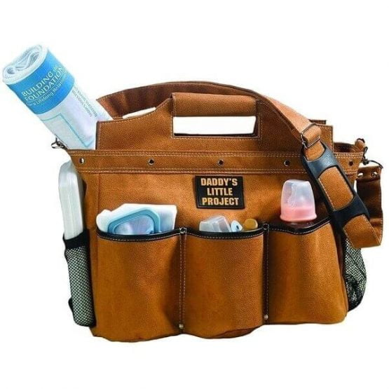 Daddys Little Project Diaper Bag