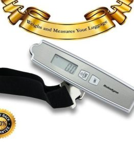 Rolodyne Digital Luggage Scale