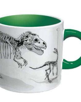 Disappearing Dino Mug