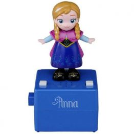 Disney Pop n Step Frozen Characters Anna