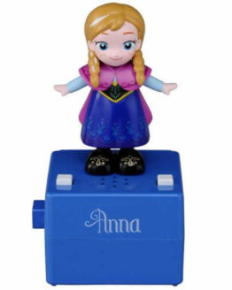 Disney Pop n Step Frozen Characters Anna