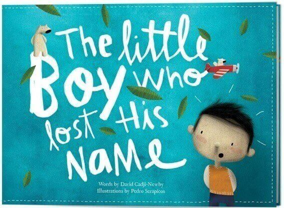 Lost Name English Boy