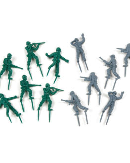 FOOD FIGHTERS Toy Soldier Party Picks