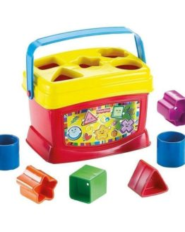 Fisher Price Brilliant Basics Baby Building Block