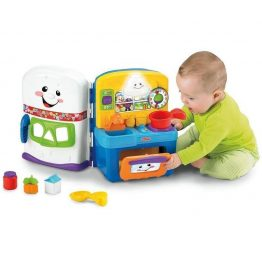 Fisher Price Laugh n Learn Learning Kitchen