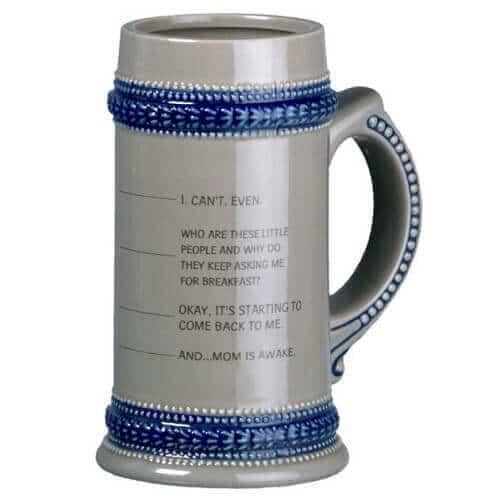 Funny Coffee Mug for Mom Stein