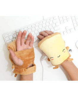 Toast USB Wired Handwarmers - Butta