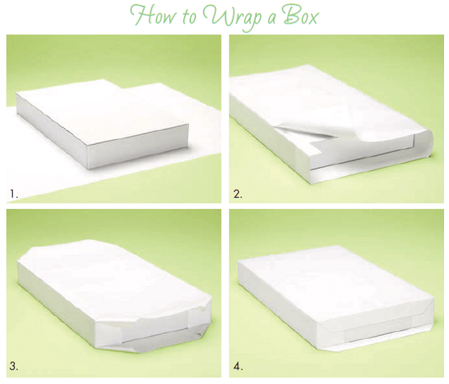 How to Wrap a Box