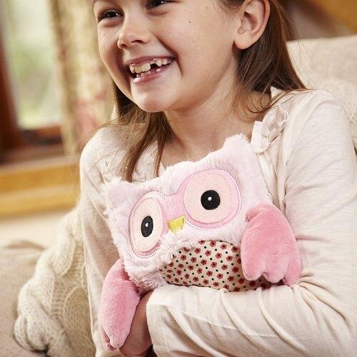 Intelex Hooty Pink Toy