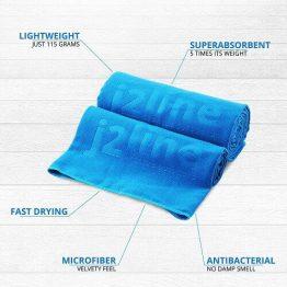 J2 Microfiber Towel Set