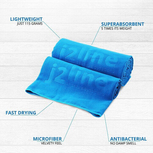 J2 Microfiber Towel Set