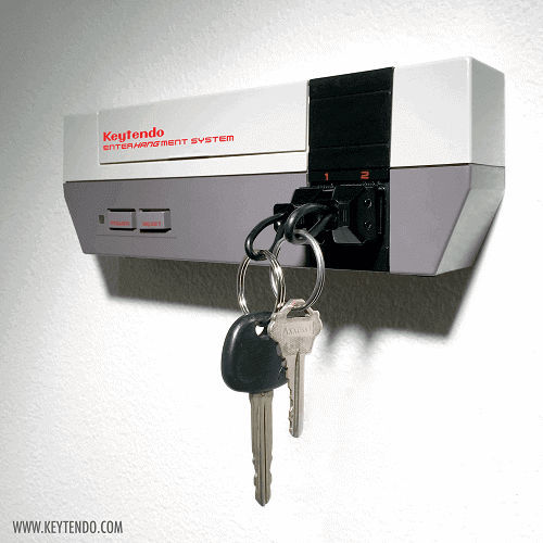 KEYTENDO Video Game Console Key Holder