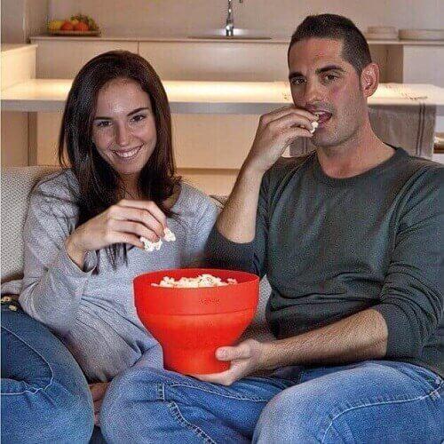 Lekue Popcorn Maker