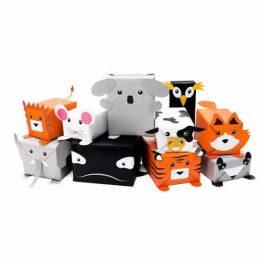 Luckies of London Animal Gift Wrap