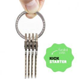 MAGKEY Magnetic Smart Key Holder