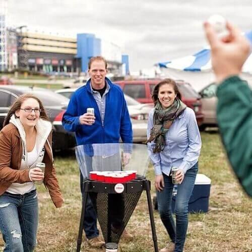 MegaPongo Beer Pong Tailgating Game