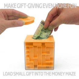 Money Maze Gift Puzzle Box
