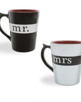 Mr and Mrs Mug