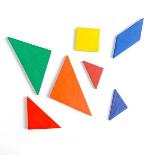 Osmo Gaming System for iPad - tangram