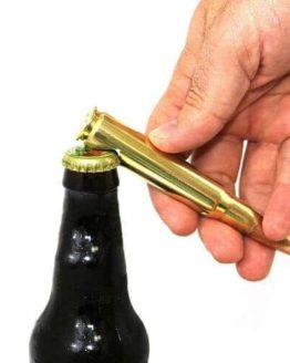 Personalized Real Bullet Bottle Opener