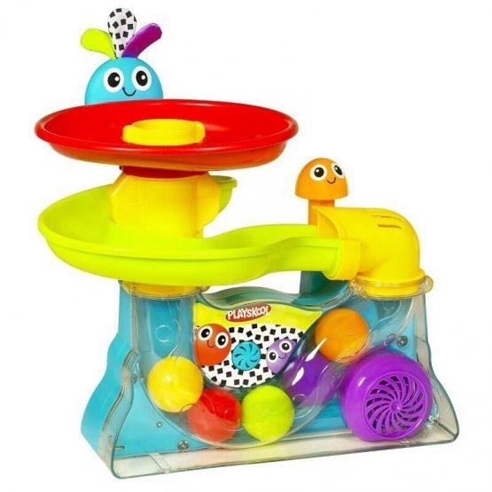 Playskool Explore N Grow Busy Ball Popper