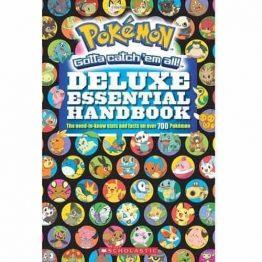 Pokémon Deluxe Essential Handbook
