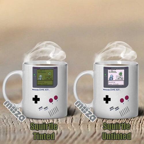 Pokemon Nintendo Gameboy Coffee Mug