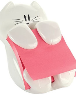 Post-it Pop-up Notes Cat Dispenser