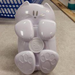 Post-it Pop-up Notes Cat Dispenser