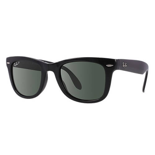 Ray-Ban Wayfarer Folding Classic Sunglasses