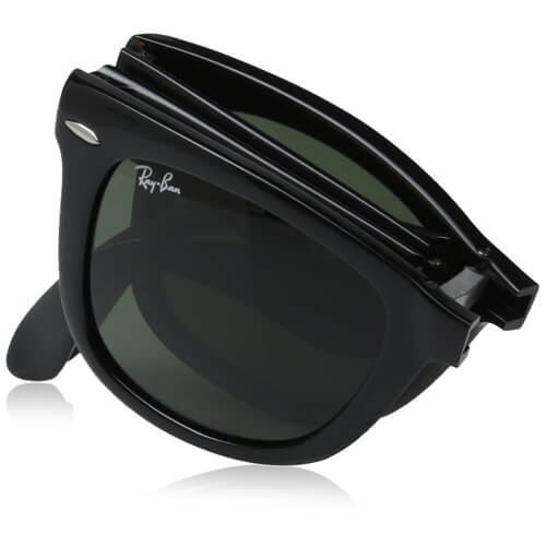 732eb66b44 Ray-Ban Wayfarer Folding Classic Sunglasses – HuntSimply