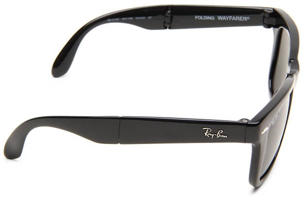 Ray-Ban Wayfarer Folding Classic Sunglasses 8