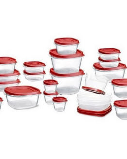 Rubbermaid Easy Find Lids Food Storage Set