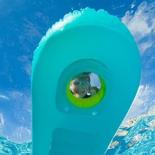 Sea Window Atlantis snorkeling raft